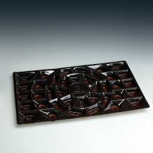 Fancy Designed Chocolate Tray Plastic Packaging