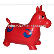 Big Jumping Horse Inflatable toys PVC animal