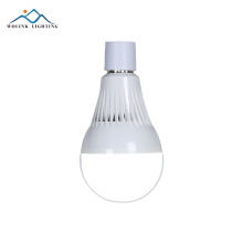 High quality hot sale smd2835 rechargeable emergency E27 Led bulb12W