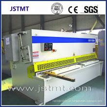 Folha de metal Hidráulica máquina CNC cisalhamento (QC12Y-12X3200)