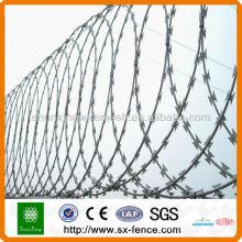 BTO10, BTO22, BTO30, CBT65 Rasiermesser Bared Wire