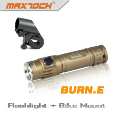 Maxtoch BURN.E Pocket Cree LED Battery Operated Torch
