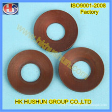 Supply All Kind of Spring Washer with Electroplating (HS-SW-0015)