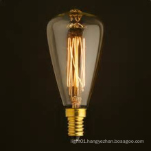 25W 40W 60W St38 Decoration Edison Bulb
