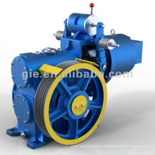 GIE elevator worm gear traction motor GM-185