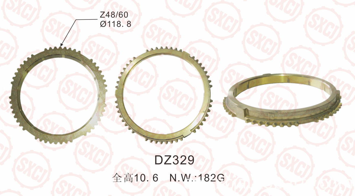 Good Price Synchronize Ring Set