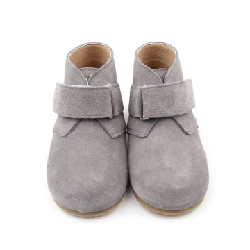 Winter Newborn First Walker leren babylaarzen