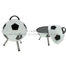 Barbecue en forme de boule de pied (SE6651)