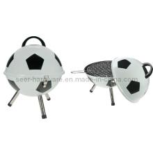 Grelha para churrasco em formato de bola de pé (SE6651)