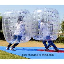 Low MOQ Top Supplier Promocional Bolso inflable inflable de encargo de la burbuja de encargo