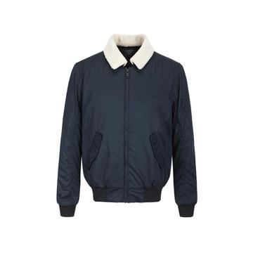 Wovened Wadded Jacket für Herren