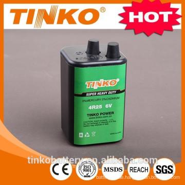 Super heavy-Duty Batterie 4R25 6V mit bestem Preis
