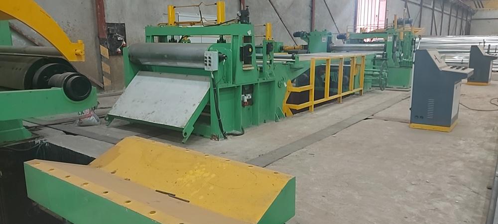 Steel Splitting Machine
