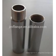 Aço carbono Bocal longo / Pipe Nipple