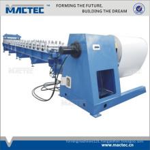 Customized corrugated sheet metal roof making machine