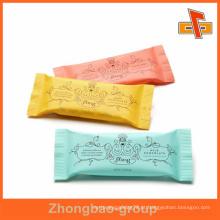 Fabricante de saco de sorvete de plástico com selagem térmica de grau alimentar com licença QS