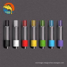 Palm Beach best all ceramic coil empty 510 cartridges free custom logo desechable all glass cbd cartridge 1ml
