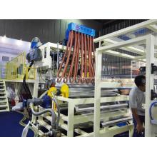 Equipamento de fabricação de filme plástico PE