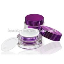 Акриловый косметический крем Jar 15г 30г 50г