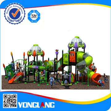 2014 Hot Sales Equipamento de jogo ao ar livre Equipamentos de jogos de playground deficientes para venda de equipamentos de playground comercial