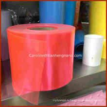 Толщиной ясный Твердый пластиковый лист ПВХ жесткой пленки 0,5 мм