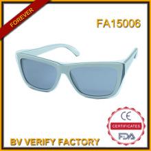 Fa15006 hochwertige Acetat polarisierte Sonnenbrille mit Frau 2016