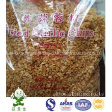 Pacote de sacos de alho fritos de 600 gramas