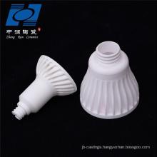 Alumina lamp parts ceramic lamp holer