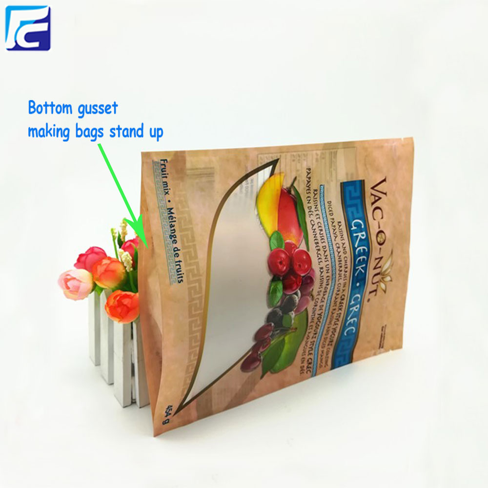food grade stand up pouches