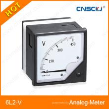 Аналоговый измерительный прибор с аналоговой панелью
