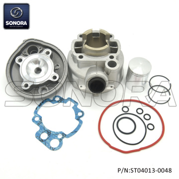 Kit de cylindre en aluminium Minarelli AM6 50CC 40MM (P / N: ST04013-0048) Top Quality