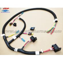 Conjunto de cables para sistema de interruptor de presión automotriz.