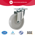 Нейлоновое колесо Medium Duty Plate Industrial Caster
