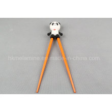 24cm New Design Kids Practise Melamine Chopsticks (CH005)