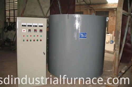 Magnesium Alloy Melting Furnace System