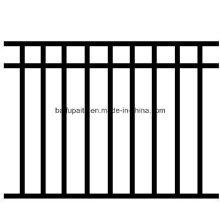 Vallas de hierro valla al aire libre vallas de metal