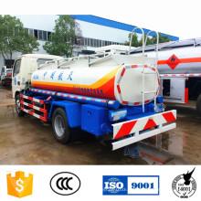 Caminhão de combustível tanque CASC com distribuição