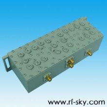 Placa de Duplexer revestida branca 900-959M SMA-KF GSM