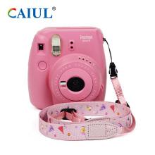 Cinto de cinta linda câmera para câmera instantânea