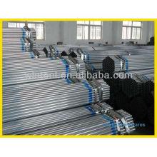 Api5l X65 galvanizado tubería de acero línea de precios