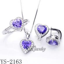 La joyería de la manera fijó la plata 925 (YS-1388, YS-2135/47/49/63, YS-0846R)