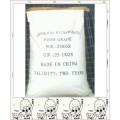 Bicarbonato amónico del precio competitivo del polvo cristalino blanco