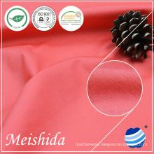 MEISHIDA 100 % cotton fabric 40*40/133*100 for t-shirt