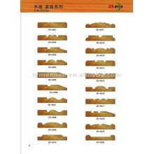 Zierleisten aus Holz