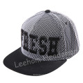 Chapeaux de baseball de 5 panneaux New Snapback Era