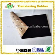 Printed Natural Rubber Yoga Mat