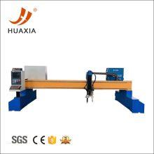Gantry cnc plasma cutter can add exhaust system