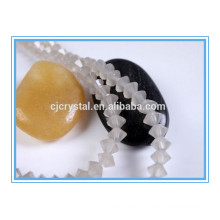 Perles de verre soucoupe en verre perles de verre de haute qualité