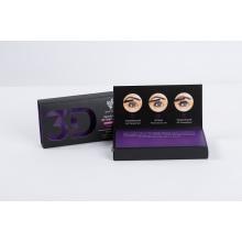 3D Fiber impermeável cílios creme 2 PCS / Set Mascara