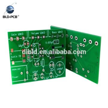 servicio de placa de ingeniería inversa de PCB de servicio de una parada